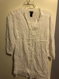 White Shirt Dress Brookeville, 20833
