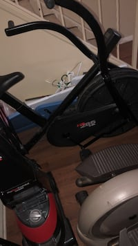 black and gray elliptical trainer Southfield, 48076