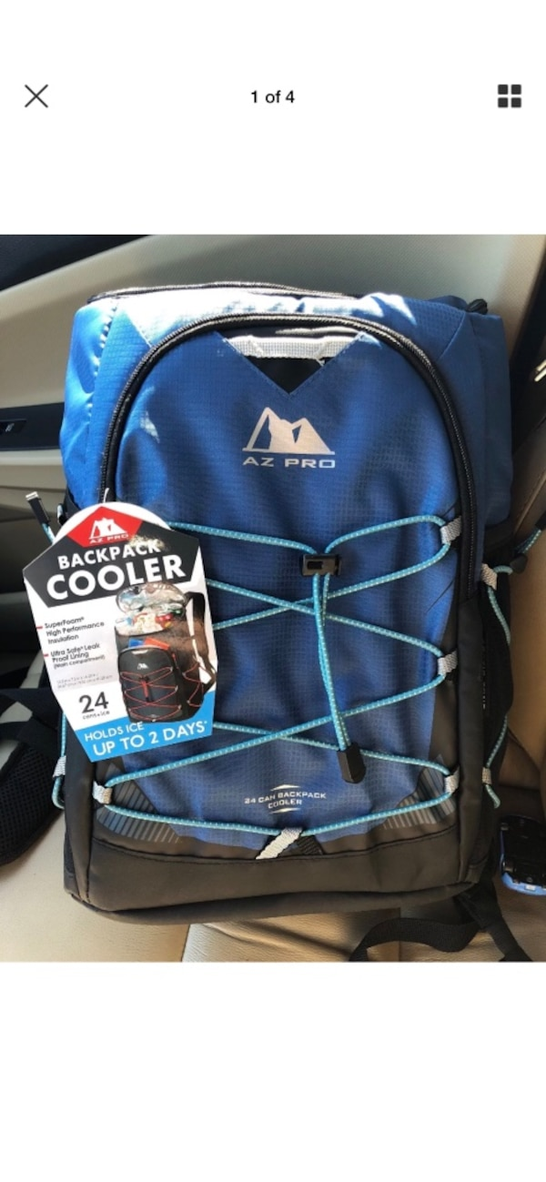 8a832e2781 Arctic Zone Ultra 24 Can 10 Storage Ares Backpack Cooler