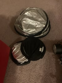 Nikon D7000, 3 lenses, 1 flash, 2 speed flashes & more, local pickup Baltimore, 21202