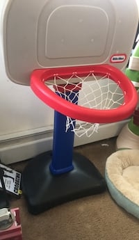 baby's pink and blue Little Tikes basketball system Hanover, 17331