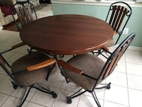 Dinning/kitchen table and chairs Sterling, 20165