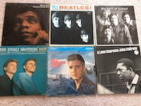Classic musical collection of 28 records Silver Spring, 20905