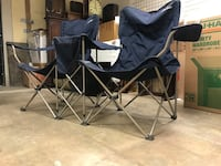 Foldable chair pair of two just for $20 Houston, 77002