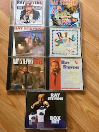 Ray Stevens Collection - 9 CDs Warwick, 02886