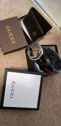 Gucci belts and one wallet  Ottawa, K1V 8Y4