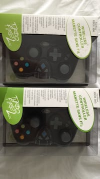 Turbo Fire 2 controllers