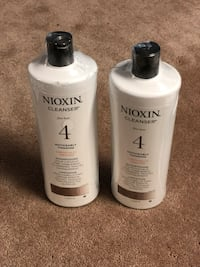 Nioxin shampoo treatment. 2x1L Springfield, 22153