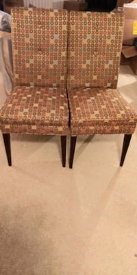 2 Pier 1 Dining Chairs Columbia, 21046