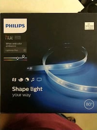 Philips hue 80 inch led strip Herndon, 20170