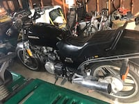 black and gray standard motorcycle Waukegan, 60087