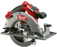 gray and red Craftsman circular saw Compton, 90220