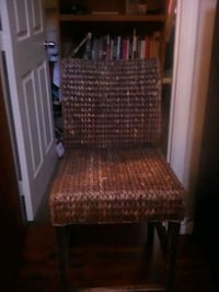 Antique wicker chair Los Angeles, 90061