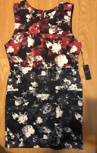 Flower dress size L  Toronto, M3B 2W5