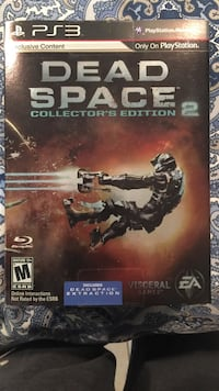Dead Space Sony PS3 keep case West Milford, 07480