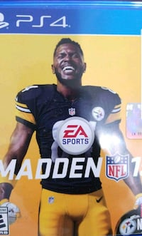 Madden 19 ps4 playstation 4 Capitol Heights, 20743