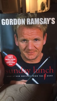 Gordon Ramsay's Sunday Lunch and other recipes from the F Word, with DVD included! Richmond Hill, L4E 4S6