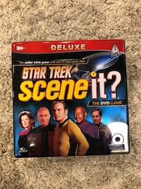 Star Trek Scene It? The DVD Game Waterloo, N2T 0A3