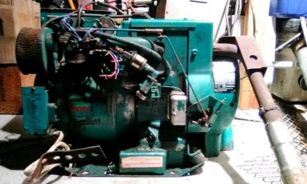 ONAN MCGRAW-EDISON ONAN 3 0 RV GENERATOR SET