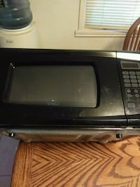 black and gray microwave oven Turlock, 95380