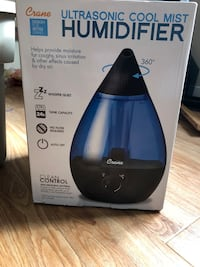 Crane humidifier Port Colborne