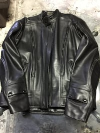 Extra large leather jacket ideal for bikers  Mississauga, L5L