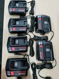 Craftsman Chargers ...