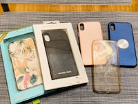 iphone X casing - must take all! New Westminster, V3M 2M6
