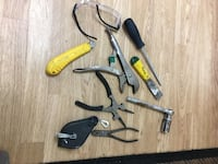 assorted utility handheld tools Moncton, E1A