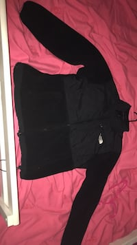 black and red Nike zip-up jacket Ballston Spa, 12020
