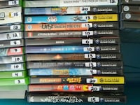 assorted Xbox, 360, & Gamecube games individually  Vaughan, L4L