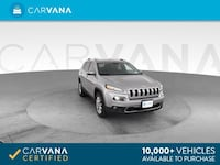 2018 *Jeep* *Cherokee* Limited Sport Utility 4D suv SILVER Brentwood