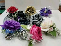 Wedding or graduation corsages- variety  Cantley, J8V 0E9