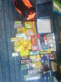Brand new fishing tackle and tackle bags Stockton, 95204