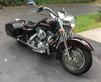 2005 HARLEY BLACK D BIKE MINNEAPOLIS