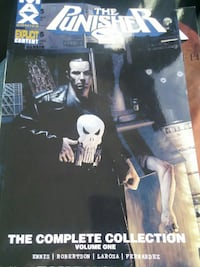 The Punisher complete collection volume 1 comic book Hagerstown, 21740