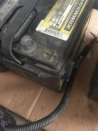 black car battery Calgary, T3J 1A1