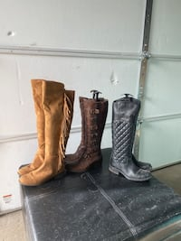 Size 6 Tall Boots