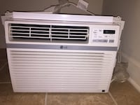 white LG window type air conditioner Ashburn, 20147