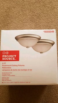 Brand new ceiling light fixture  Guilford, 17202