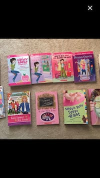 15 EUC/GUC BOOKS FOR GIRLS Whitby