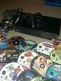 PlayStation 2 and 40 games Culver City, 90232
