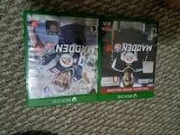 X-box one - Madden 17 and Madden 18 Arvada, 80004