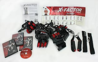 NEW black X-factor exercise door equipment