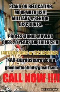 Long distance moving Altamonte Springs, 32714