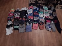 FOR SALE: 77 Lot Of Baby Boy Clothes (All Sizes 6-9 Months) Albuquerque, 87121