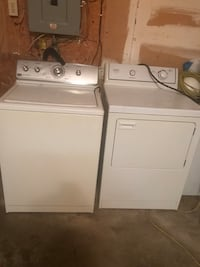 White washer and dryer set Barrie, L4M 5Z9