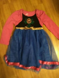 Girls 2-4 disney dress $10 Winnipeg, R2V 3G5