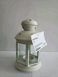 white and gray table lamp Edmonton, T5K 1T9