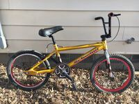 1999 Schwinn Pro Stock 1 Matt Pohlkamp signature BMX bike custom built Bismarck, 58504